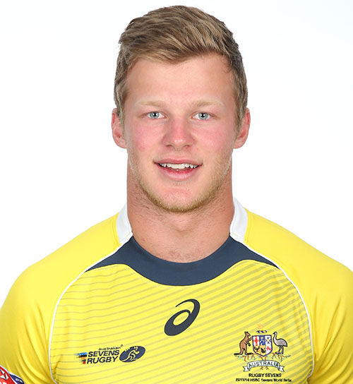 ARU Sevens Headshots Session
