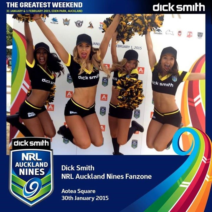 Dick Smith Auckland Nines